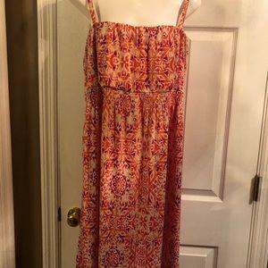 Soma XL strapless (or not ) dress